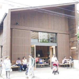 ライオンズマンション門前仲町第3のカフェ