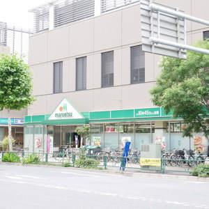 ルミネ木場公園の周辺の食品スーパー、コンビニなどのお買い物
