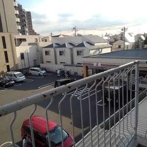 GSハイム目白(3階,)のお部屋からの眺望