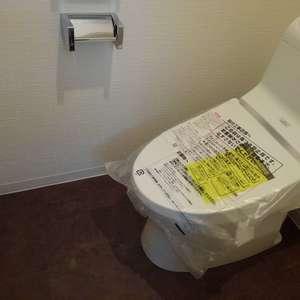 GSハイム目白(3階,)のトイレ