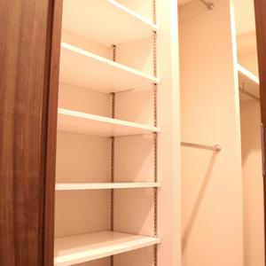 フォルティア文京千石(11階,)のシューズインクローゼット