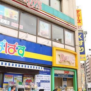 フォルティア文京千石の周辺の食品スーパー、コンビニなどのお買い物