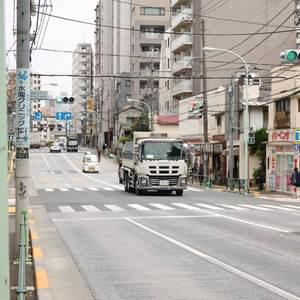 フォルティア文京千石の最寄りの駅周辺・街の様子