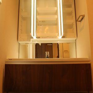 フォルティア文京千石(11階,)の化粧室・脱衣所・洗面室