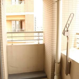 フォルティア文京千石(11階,)のバルコニー