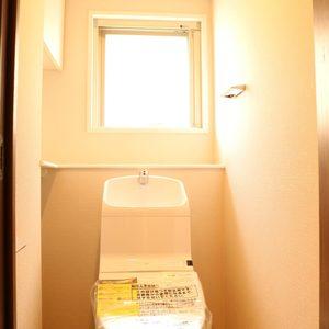 フォルティア文京千石(11階,)のトイレ