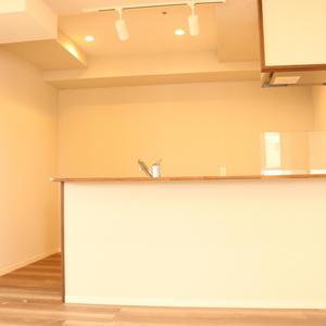 フォルティア文京千石(11階,)の居間(リビング・ダイニング・キッチン)