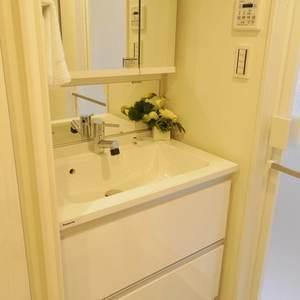 ライオンズマンション中野第2(2階,4880万円)の化粧室・脱衣所・洗面室
