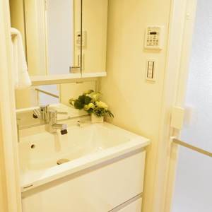 ライオンズマンション中野第2(2階,4780万円)の化粧室・脱衣所・洗面室