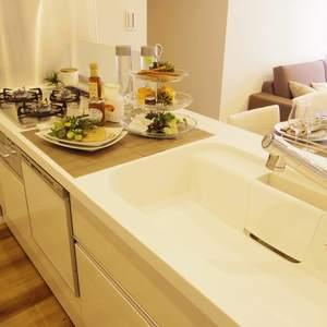 ライオンズマンション中野第2(2階,4880万円)のキッチン