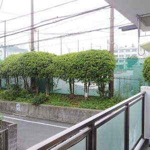 ライオンズマンション中野第2(2階,4780万円)のお部屋からの眺望