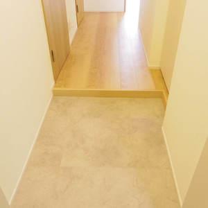 ハイネス東中野プリメール(2階,)のお部屋の玄関