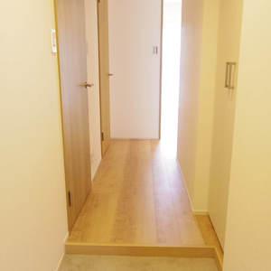 ハイネス東中野プリメール(2階,4496万円)のお部屋の廊下