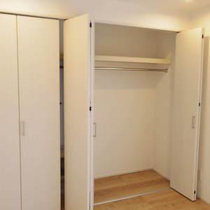 ハイネス東中野プリメール(2階,)のクローゼット