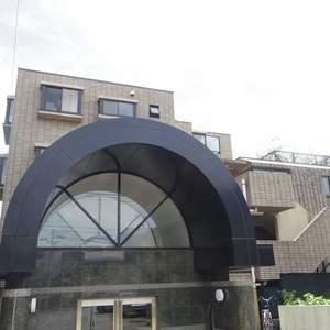 ハイネス東中野プリメールの外観