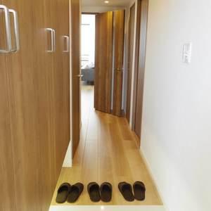 ヒルズ中野坂上新都心グランステージ(4階,)のお部屋の廊下