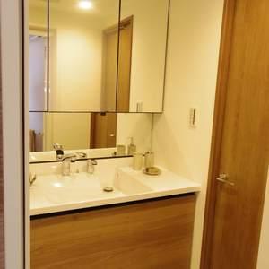 ヒルズ中野坂上新都心グランステージ(4階,)の化粧室・脱衣所・洗面室