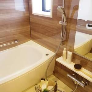ヒルズ中野坂上新都心グランステージ(4階,)の浴室・お風呂