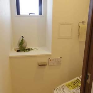 ヒルズ中野坂上新都心グランステージ(4階,)のトイレ