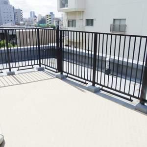 ヒルズ中野坂上新都心グランステージ(4階,)のバルコニー
