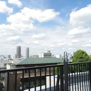ヒルズ中野坂上新都心グランステージ(4階,)のお部屋からの眺望