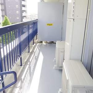 塔の山ハイツ(4階,)のバルコニー