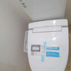 中落合東豊エステート(3階,3840万円)のトイレ