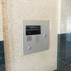パレステュディオ六本木イースト2のマンションの入口・エントランス