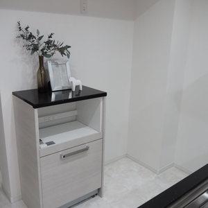 パレステュディオ六本木イースト2(2階,6580万円)のキッチン