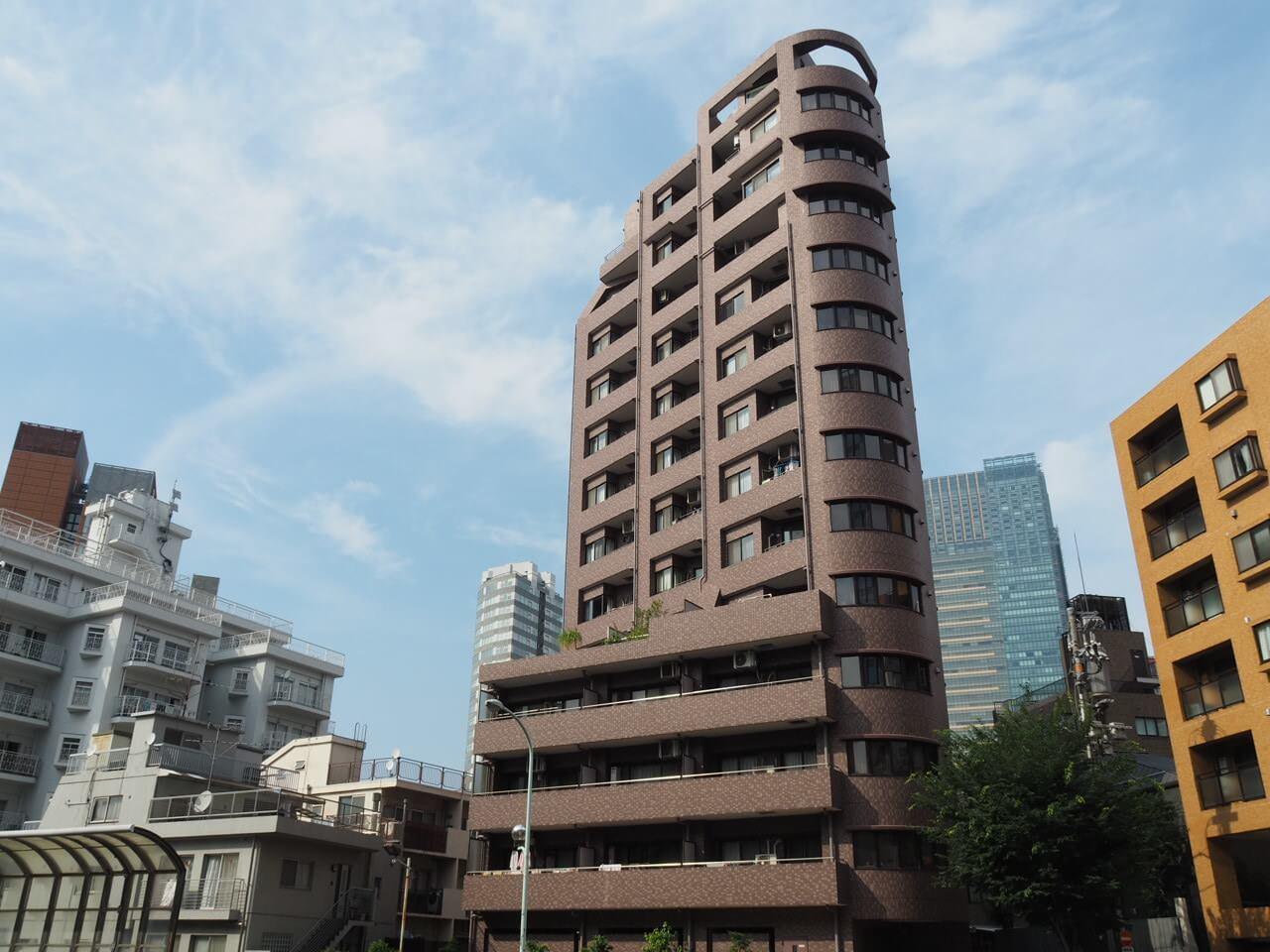 ベルメゾン六本木タワーズ(8階,)1枚目