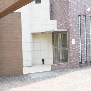 ベルメゾン六本木タワーズのマンションの入口・エントランス