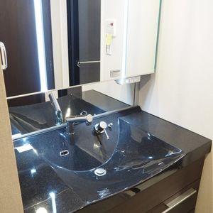 ベルメゾン六本木タワーズ(8階,)の化粧室・脱衣所・洗面室