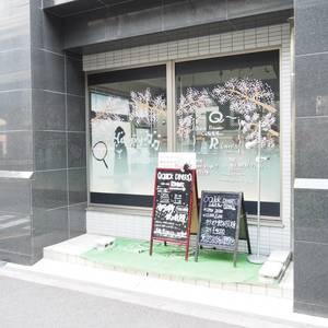 デュオスカーラ西麻布タワーEASTのカフェ