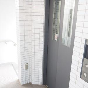 デュオスカーラ西麻布タワーEAST(4階,)のフロア廊下(エレベーター降りてからお部屋まで)