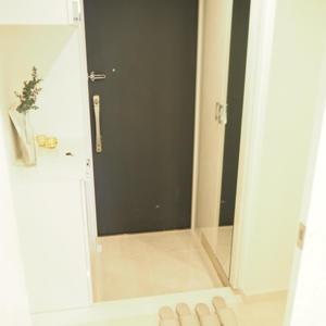 デュオスカーラ西麻布タワーEAST(4階,)のお部屋の玄関