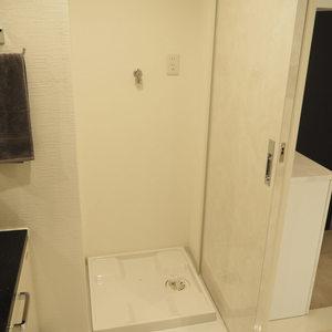 デュオスカーラ西麻布タワーEAST(4階,)の化粧室・脱衣所・洗面室