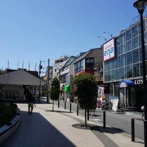 フォルトゥナ目白の最寄りの駅周辺・街の様子