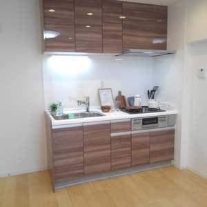 高田馬場住宅(7階,3199万円)のキッチン