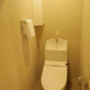 塔の山ハイツ(4階,)のトイレ