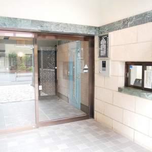 ライオンズマンション錦糸町親水公園第2のマンションの入口・エントランス