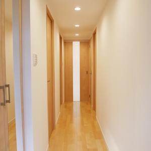ライオンズマンション錦糸町親水公園第2(2階,4190万円)のお部屋の廊下