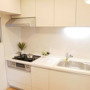 ライオンズマンション錦糸町親水公園第2(2階,4190万円)のキッチン