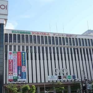 ライオンズマンション錦糸町親水公園第2の最寄りの駅周辺・街の様子