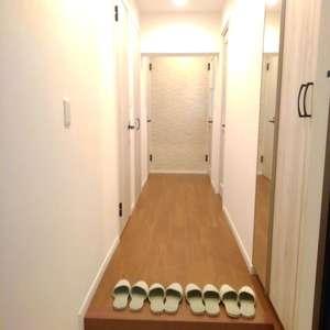 高田馬場住宅(11階,3690万円)のお部屋の廊下
