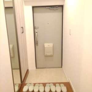 高田馬場住宅(11階,3690万円)のお部屋の玄関