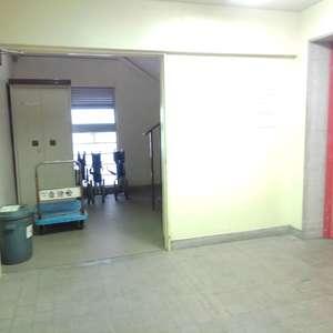 高田馬場住宅のエレベーターホール、エレベーター内