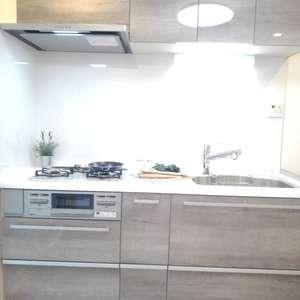 高田馬場住宅(11階,3690万円)のキッチン