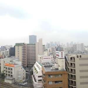 高田馬場住宅(11階,3690万円)のお部屋からの眺望