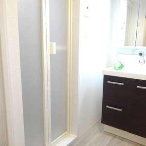 高田馬場住宅(11階,3690万円)の化粧室・脱衣所・洗面室