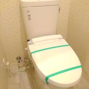 高田馬場住宅(11階,3690万円)のトイレ